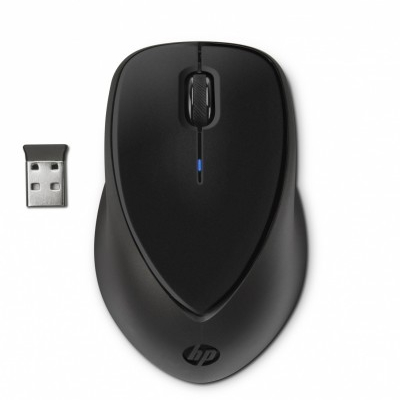 Mysz HP Comfort Grip Wireless Mouse (H2L63AA)