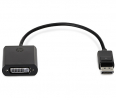 Adapter HP DisplayPort to DVI Adapter F7W96AA