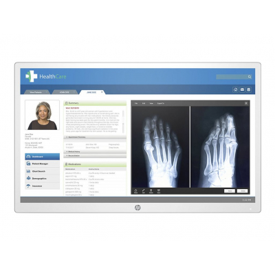 Monitor HP Healthcare Edition HC271p 27 QHD Clinical 3Y