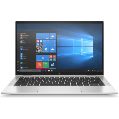 Laptop HP EliteBook x360 1030 G7 13.3 OLED UHD Touch i7-10710U 16GB 512GB BK W10P 1y