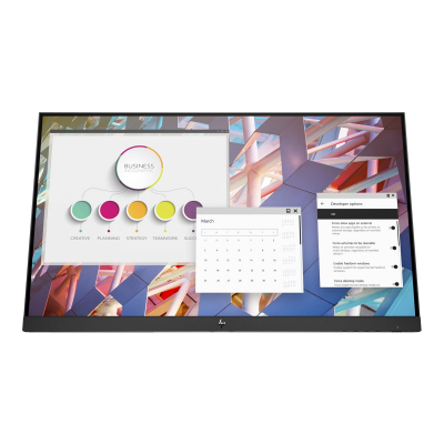 Monitor HP E24 G4 23.8inch FHD 16:9 5ms 1xHDMI 1xDP 1xVGA No Stand Monitor Europe - English localization