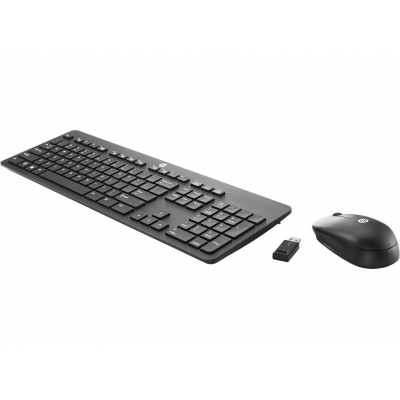 Zestaw klawiatura + mysz HP Wireless Business Desktop Set