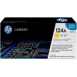 Toner HP yellow | 2000str | LaserJet2600Printerseries