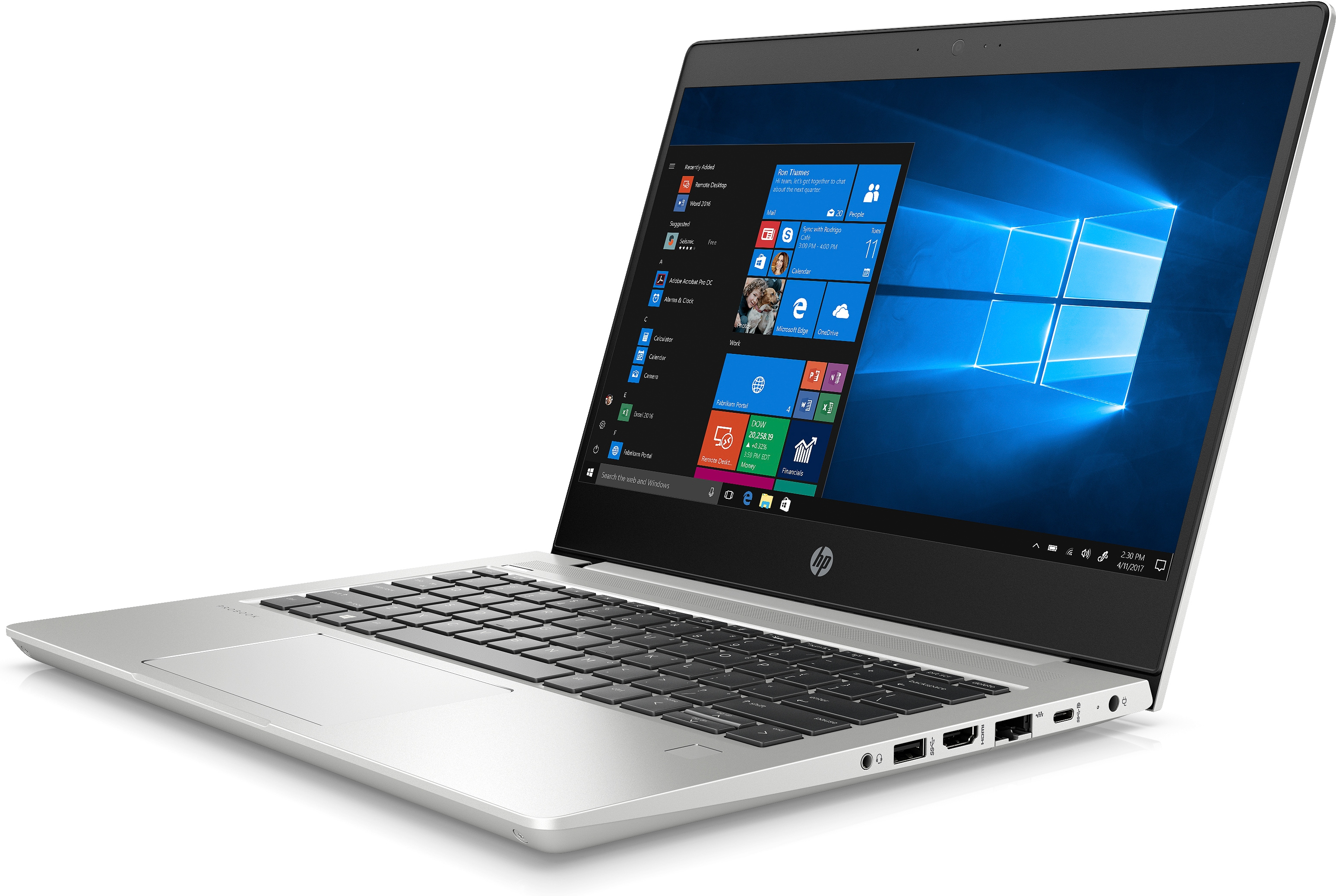 Laptop  HP ProBook 430 G6 13.3 FHD i7-8565U 8GB 256GB SSD Win10Pro 3Y