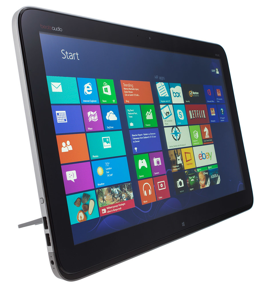 20-calowy tablet HP Envy Rove 20